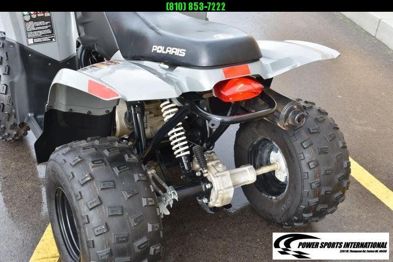 2018 POLARIS PHOENIX 200 YOUTH SPORT ATV  AUTOMATIC REVERSE NICE! #1828
