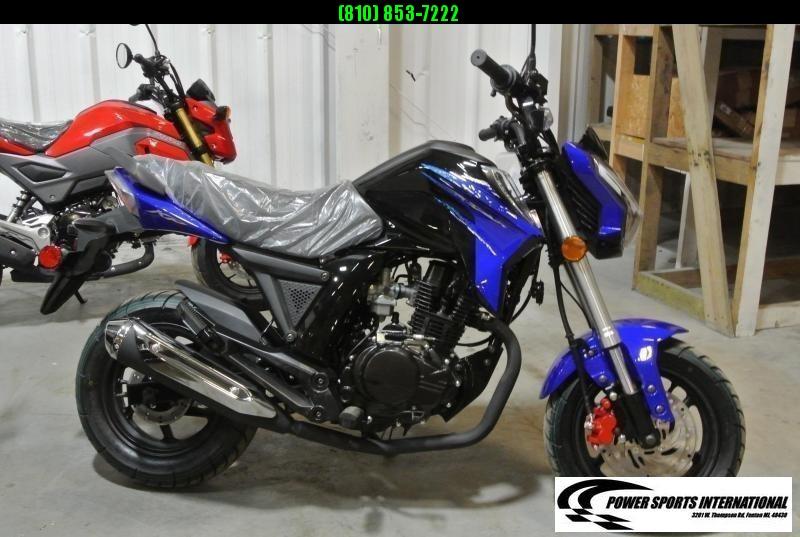 2021 LIFAN KP MINI 150 SS3 E-Start Motorcycle 60+mph GROM KILLER WHITE #0257
