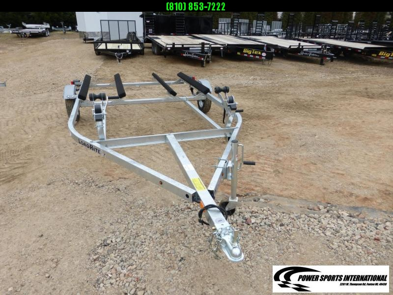 2014 LOAD RITE TRAILERS PWC DOUBLE JET SKI ALUMINUM TRAILER Watercraft Trailer