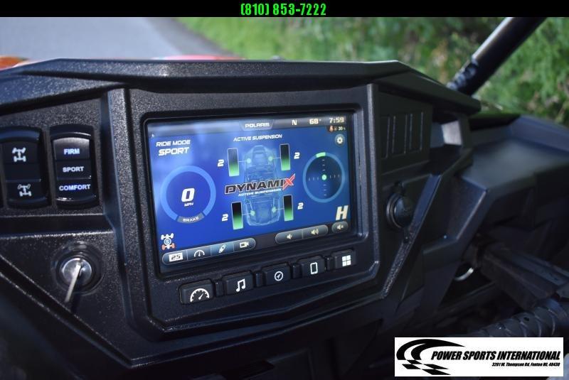 2018 POLARIS RZR XP 4 TURBO DYNAMIX EDITION (ELECTRIC POWER STEERING) SXS #0420