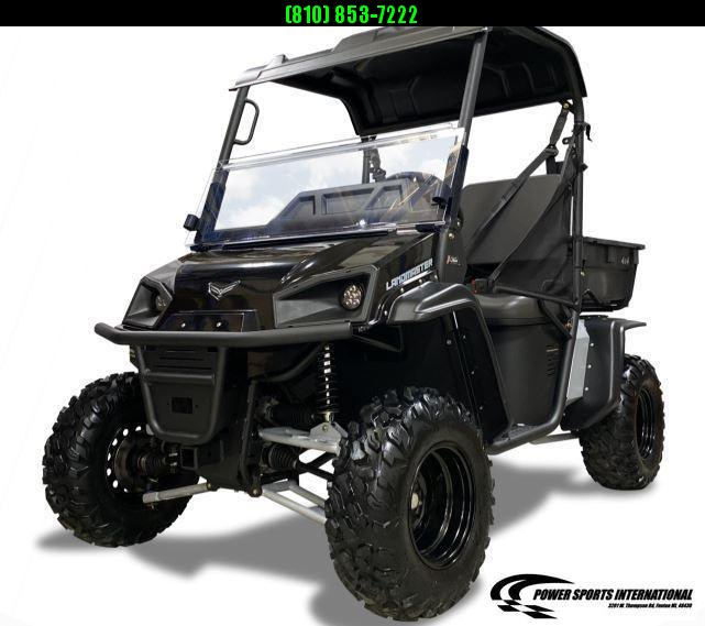2021 American Land Master L7 Black 4X4 Utility Side-by-Side (UTV) #0029