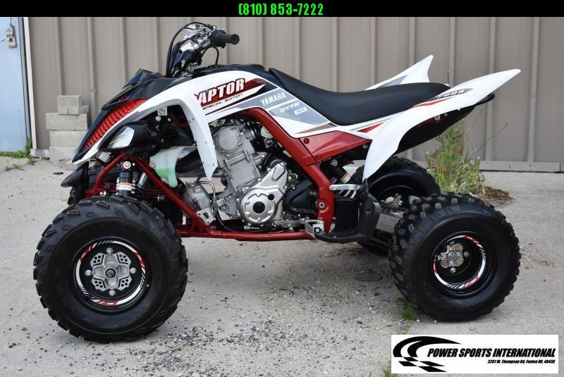 2018 Yamaha Raptor 700R Special Edition Sport ATV Quad #1328