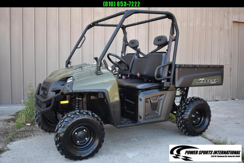 2014 POLARIS RANGER 800 EFI FULL-SIZE UTV SIDE BY SIDE #2434