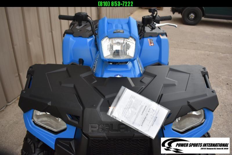 2019 POLARIS SPORTSMAN 570 (ELECTRIC POWER STEERING) UTILITY ATV w/ SNOWPLOW #6356