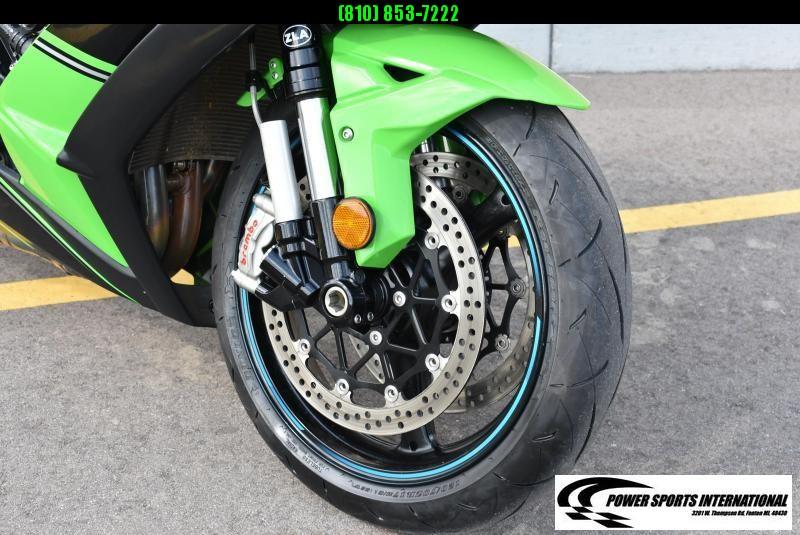 2019 KAWASAKI ZX1002FKF NINJA ZX-10R TEAM GREEN SPORT BIKE ROCKET MOTORCYCLE #0081