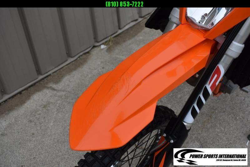 2019 KTM 500 EXC-F 4-Stroke Street Legal Enduro Motorcycle #1104