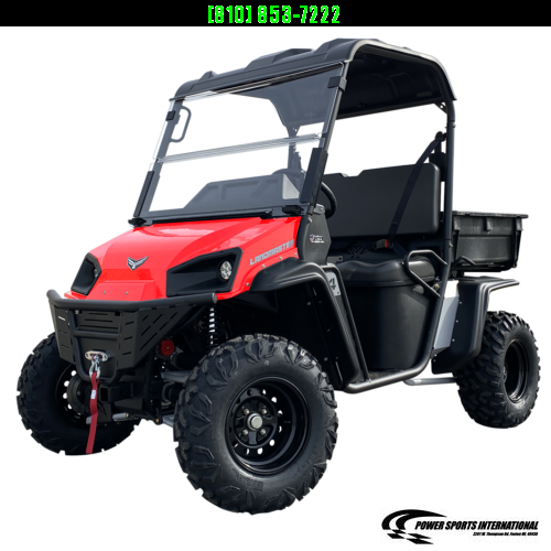 2021 American Land Master L4 4X2 RED Utility Side-by-Side (UTV) #0070