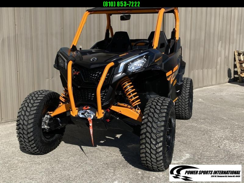 2020 CAN-AM MAVERICK SPORT X RC 1000R EPS DELUXE 4X4 Side by Side + EXTRAS #0408