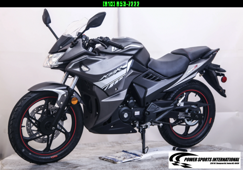 2021 Lifan KPR 200 200cc Motorcycle SPORT BIKE - Fuel Injected Rocket #0060