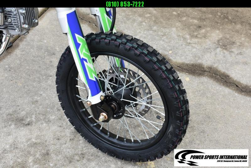 2021 VITACCI APOLLO DB-X15 125cc GREEN 4-Stroke MX Off Road Motorcycle DIRT BIKE New w/ Warranty
