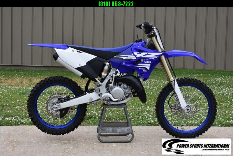 2018 YAMAHA YZ125E2 TEAM YAMAHA 2-Stroke TEAM EDITION #4016