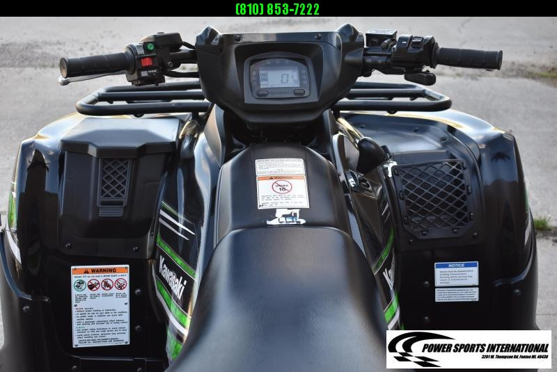 2016 KAWASAKI KVF750GGF BRUTEFORCE (4X4I) Power Steering #1165