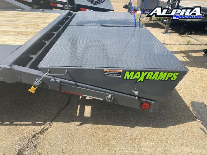 "2021 Load Trail 102"" x 26' Tandem Axle 10"" I-Beam Frame Equipment Hauler 20K GVWR"