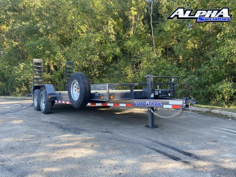"""2021 Load Trail 83"""" x 20' Tandem Axle Carhauler 14K GVWR"""
