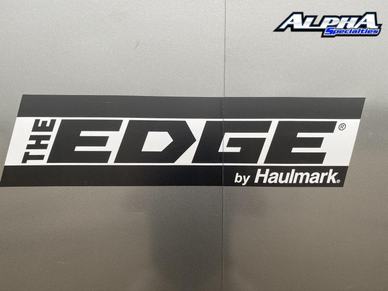 2021 Haulmark 8.5' x 28' Edge Race Trailer 12 K GVWR
