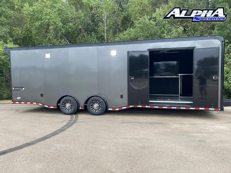 2021 Haulmark 8.5' x 28' Edge Race Trailer 12 K GVWR