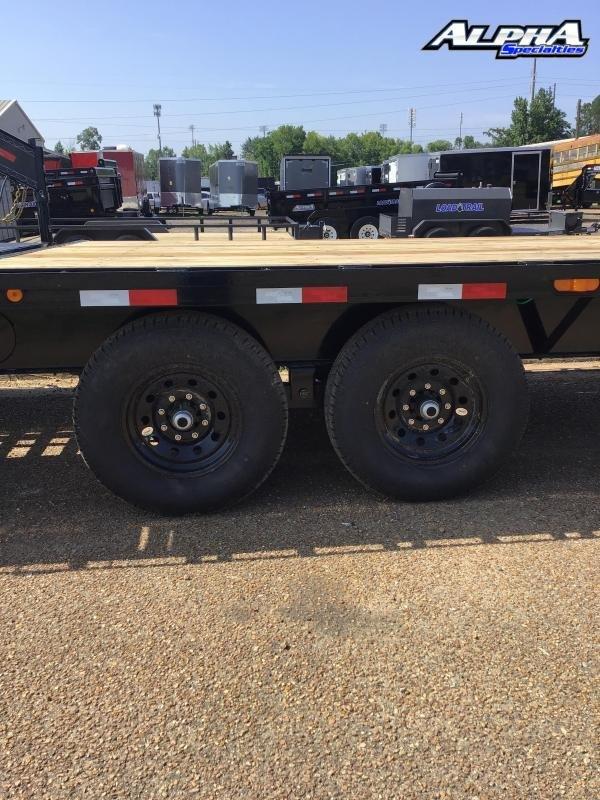 "2021 Load Trail 102"" x 25' Tandem Heavy Duty Gooseneck"