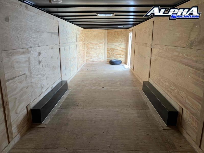 Used 2020 Cynergy Cargo 7' x 32' Tandem Axle Enclosed Cargo Trailer