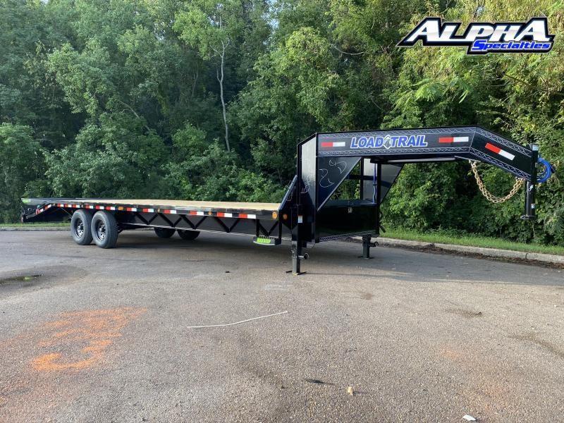 2021 Load Trail GH14 Heavy Duty 102 x 28 Equipment Trailer