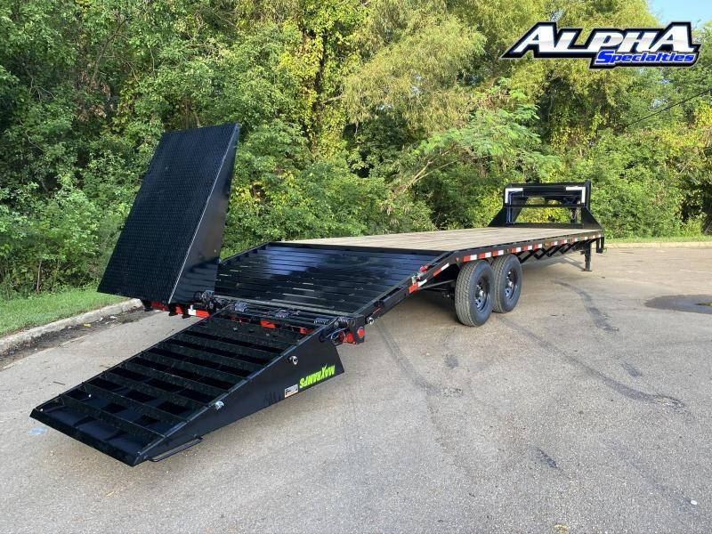 2021 Load Trail GH14 Heavy Duty 102 x 28 Equipment Trailer