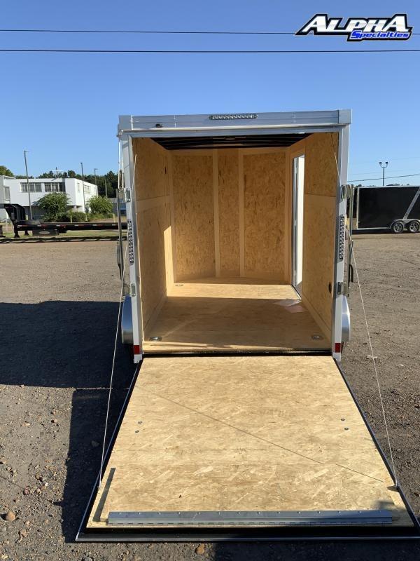 2022 Haulmark 6 x 10 Enclosed Cargo Trailer