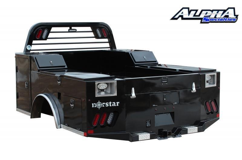 "2022 Norstar SD Truck Bed 11'4 x 90"" - CTA 84"""