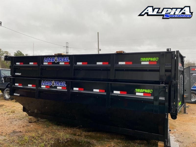 "2021 Load Trail 83"" x 16' Drop-N-Go Roll Off Dump Box ONLY"