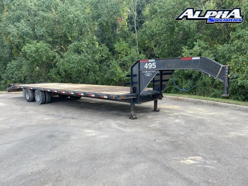 2018 Elite Trailers 102' x 32' Tandem Heavy Duty Gooseneck Equipment Trailer