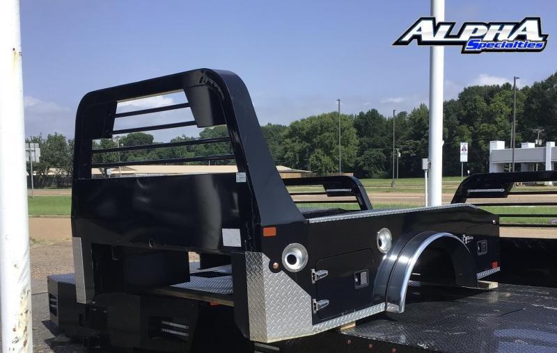 "2020 Norstar Western Hauler Truck Bed 8'6'' x 88 - CTA 58"""