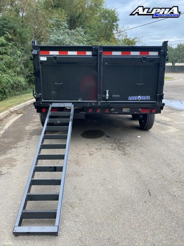 """2022 Load Trail 83"""" x 14' Tandem Axle Dump - 36"""" sides"""