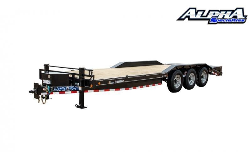 "2021 Load Trail 102"" x 36' Triple Axle Carhauler 21K GVWR"
