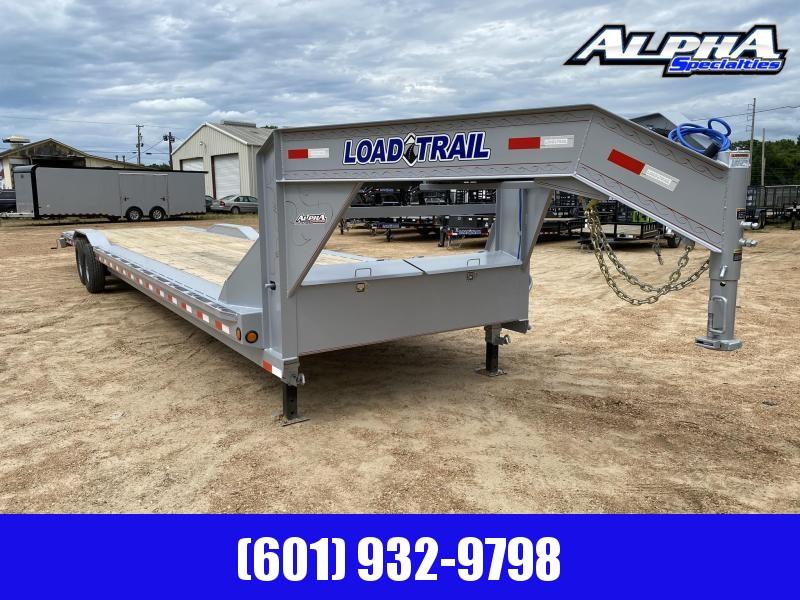 "2020 Load Trail 102"" x 36' Tandem Gooseneck Carhauler 14K GVWR"