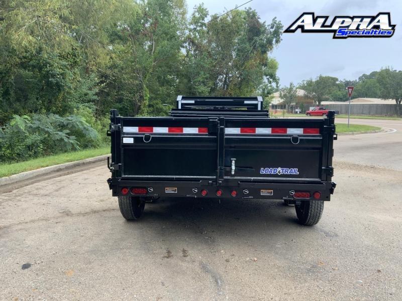 "2022 Load Trail 83"" x 14' Tandem Axle Gooseneck Dump"