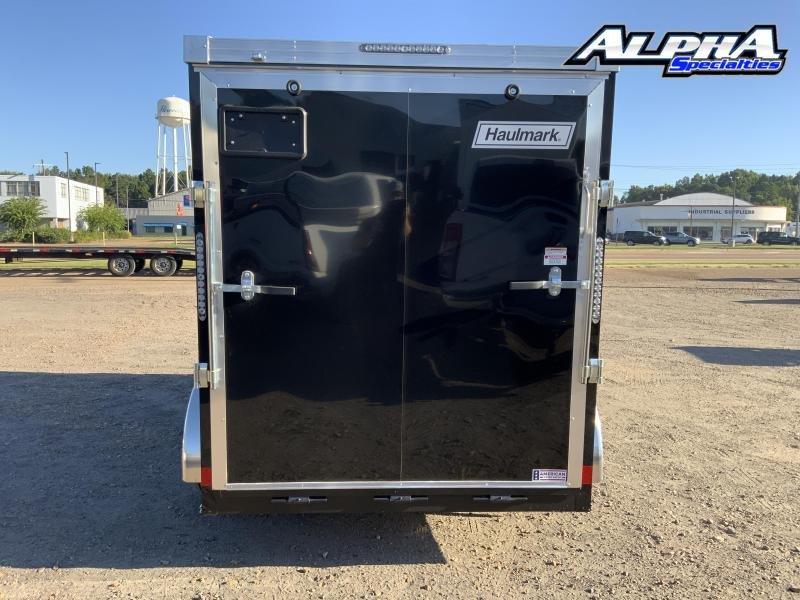2022 Haulmark 6 x 12 Tandem Enclosed Cargo Trailer