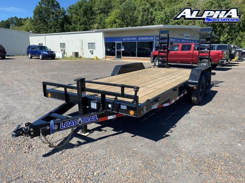 """2020 Load Trail 83"""" x 18' Tandem Axle Carhauler 14K GVWR"""