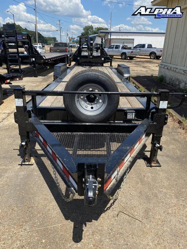 "2020 Load Trail 83"" X 14' Tilt-N-Go Tandem Axle Tilt Deck I-Beam Frame 14K GVWR"
