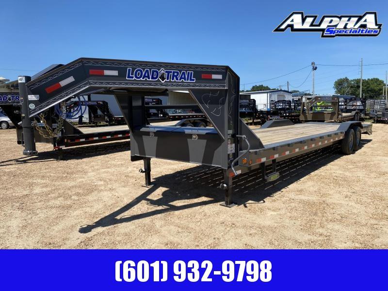"2020 Load Trail 102"" x 32' Tandem Gooseneck Carhauler 14K GVWR"