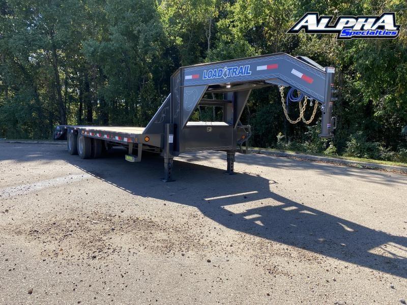 "2022 Load Trail 102"" x 25' Tandem Low-Pro Gooseneck"