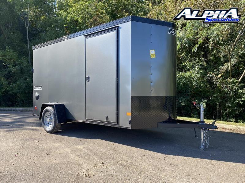 2021 Haulmark 6' x 12' Transport V-Nose Enclosed / Cargo Trailer 2990 GVWR