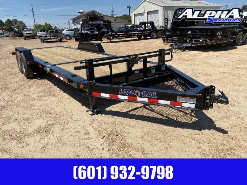 "2020 Load Trail 83"" x 22' Tilt-N-Go Tandem Axle Tilt Deck 14K GVWR w/8"" I-Beam Frame"