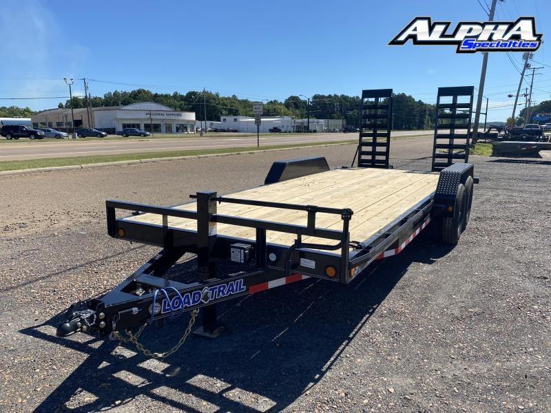 """2020 Load Trail 83"""" x 20' Tandem Axle Carhauler 14K GVWR"""