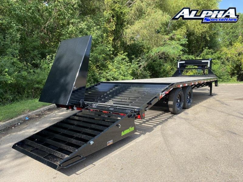 2020 Load Trail GH14 Heavy Duty 102 x 25 Equipment Trailer