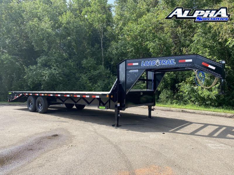 2020 Load Trail GH14 Heavy Duty 102 x 25 Equipment Trailer