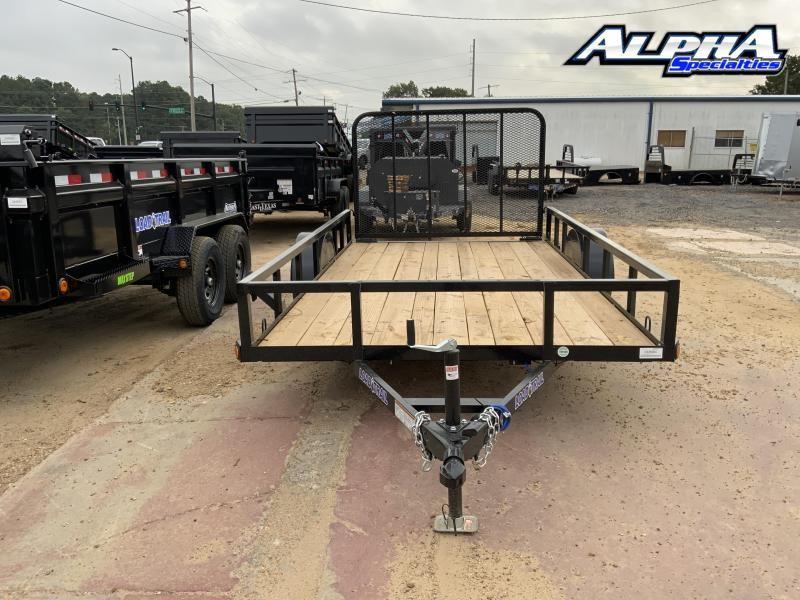 "2022 Load Trail 77"" x 12' Single Axle"