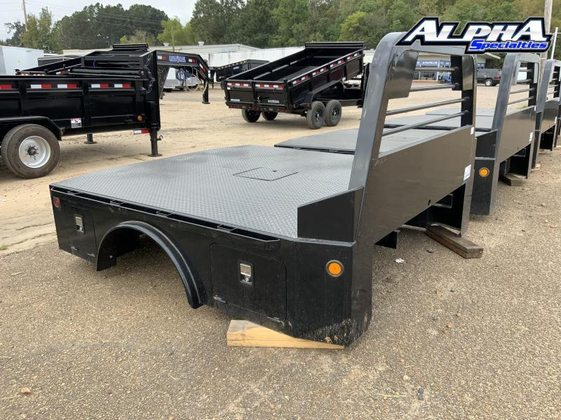 """2022 Norstar ST Truck Bed 8'6"""" x 97"""" - CTA 56"""""""
