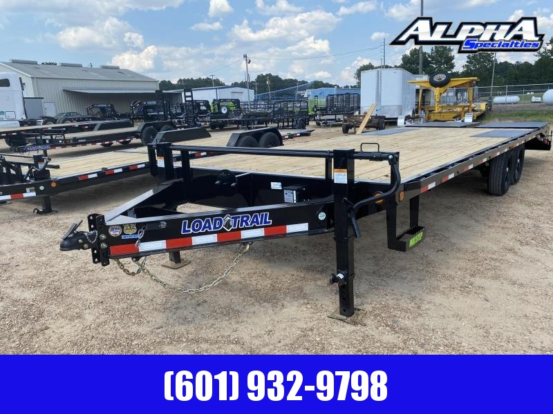 "2020 Load Trail 102"" x 26' Tandem Standard Pintle Hook 14K GVWR"