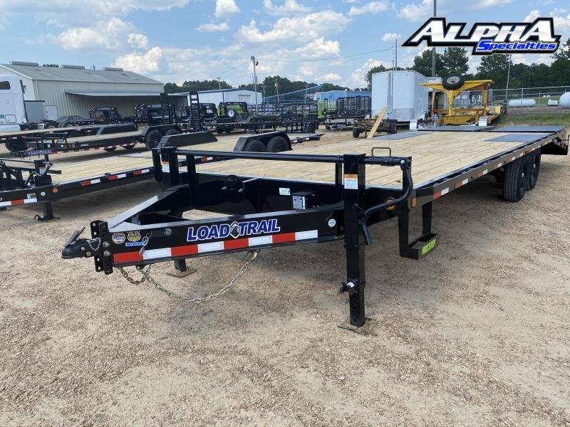 "2020 Load Trail 102"" x 26' Tandem Standard Pintle Hook 14K GVWR"
