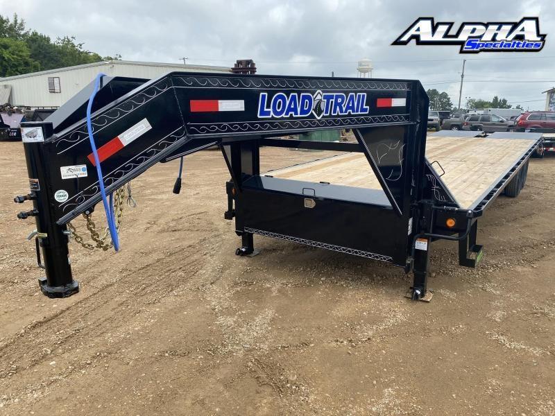 "2020 Load Trail 102"" x 30' Tandem Heavy Duty Gooseneck 14K GVWR"