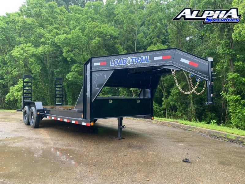 "2021 Load Trail 83"" x 20' Tandem Gooseneck Carhauler 14K GVWR"