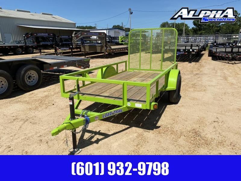 2020 Load Trail SE03 - Single Axle Landscape 60 x 10 Utility Trailer